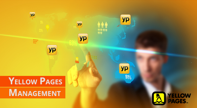 Yellow Pages Management Services *Preferred Partner of YP